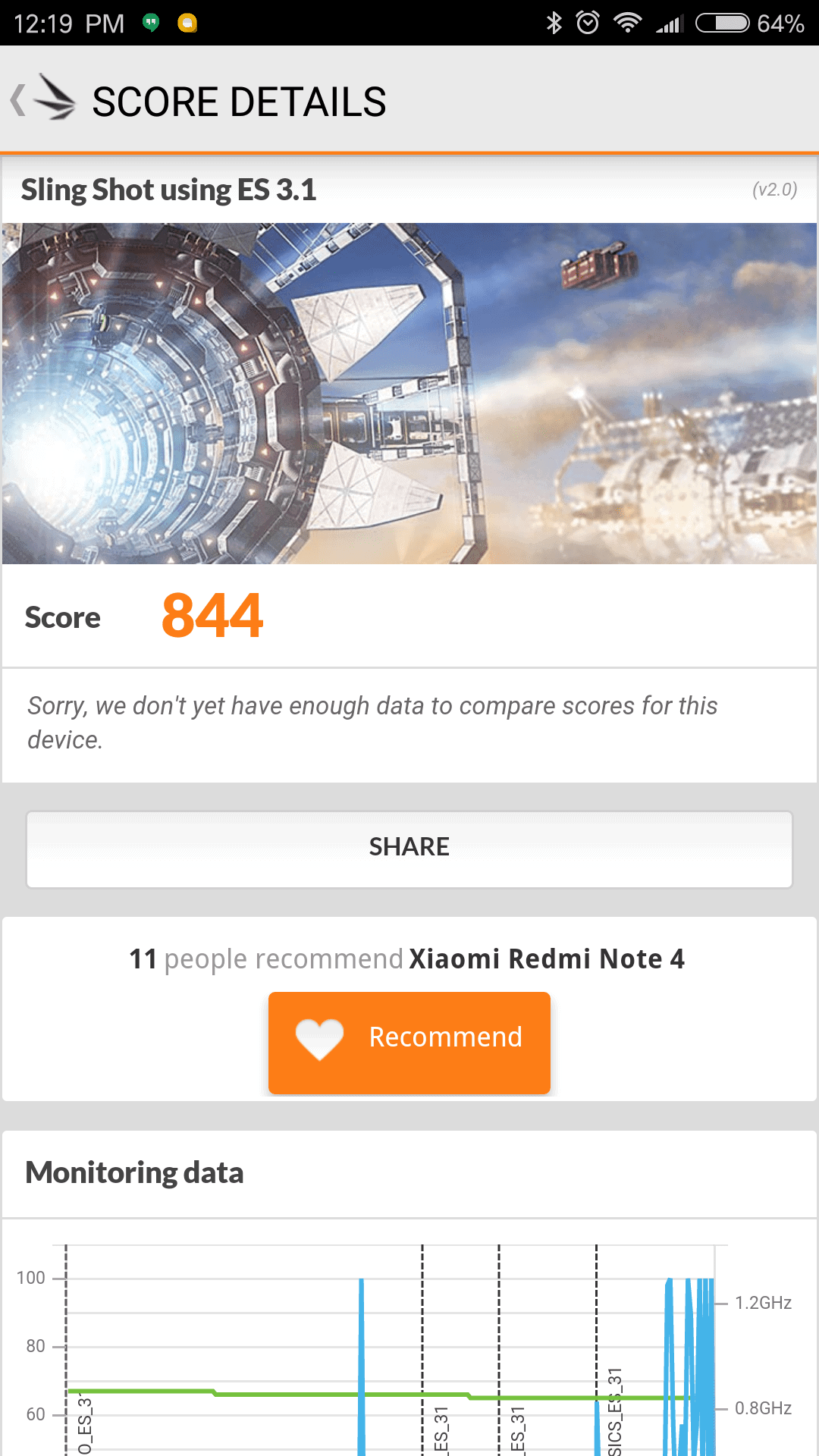 how to take screenshot in redmi note 4