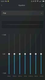Xiaomi Redmi Pro AH NS screenshots audio 2