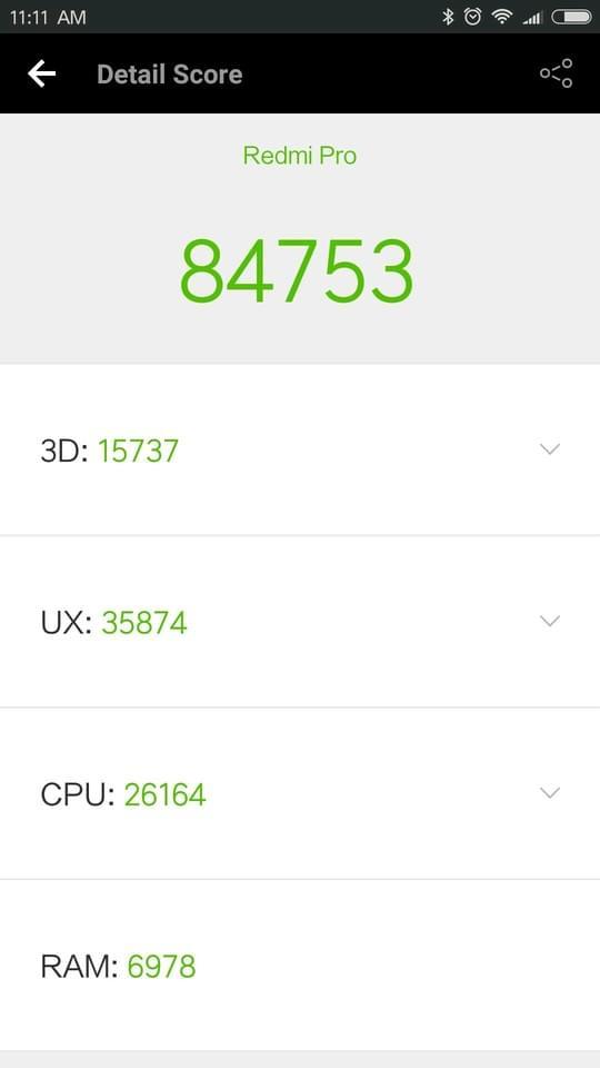 Xiaomi Redmi Pro AH NS screenshots benchmark 01
