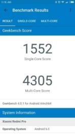 Xiaomi Redmi Pro AH NS screenshots benchmark 03