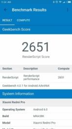 Xiaomi Redmi Pro AH NS screenshots benchmark 04
