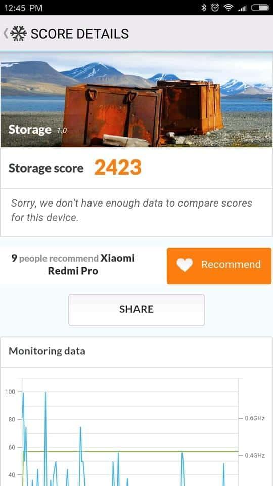 Xiaomi Redmi Pro AH NS screenshots benchmark 07