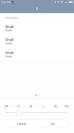 Xiaomi Redmi Pro AH NS screenshots display 2