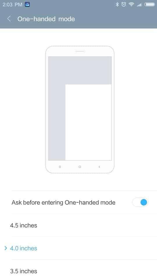 Xiaomi Redmi Pro AH NS screenshots display 4