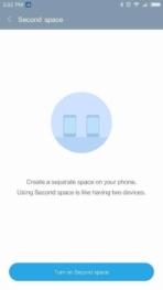 Xiaomi Redmi Pro AH NS screenshots second space