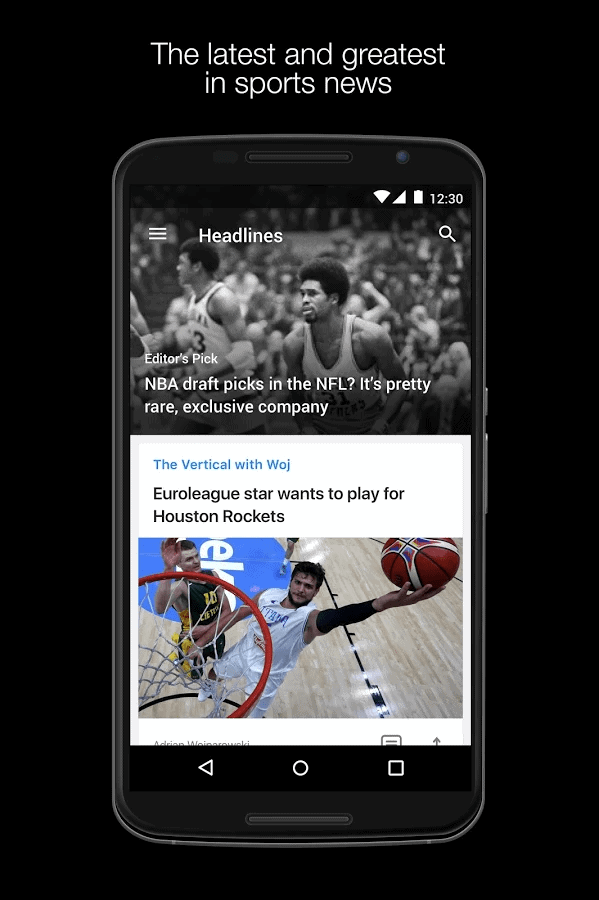Yahoo Sports app official image 4