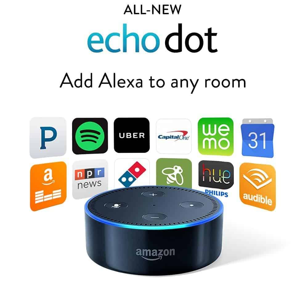 Amazon Makes 50 Echo Dot Official on Dot To Dots