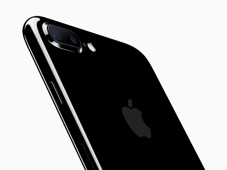 apple iphone7plus jetblk