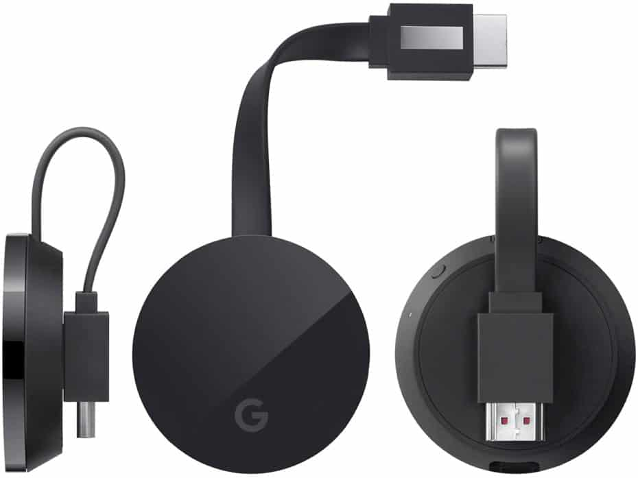 Leak: Google Chromecast Ultra with 4K Support ...