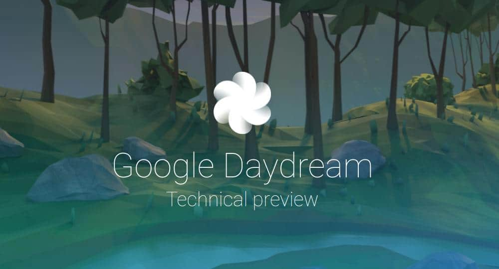 daydream unity preview