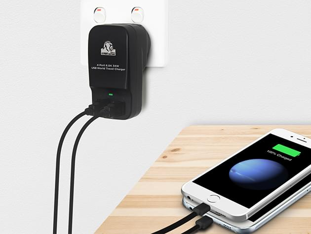 gorilla power usb charger 4