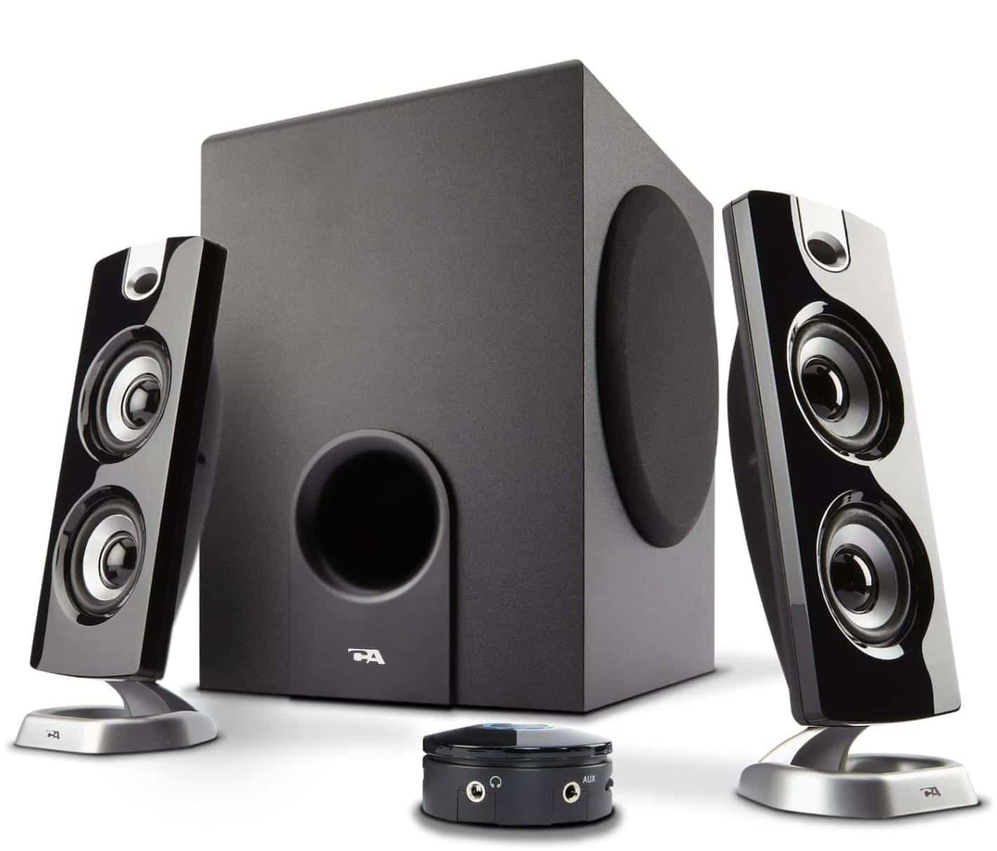 Cyber Acoustics 30 Watt Speakers
