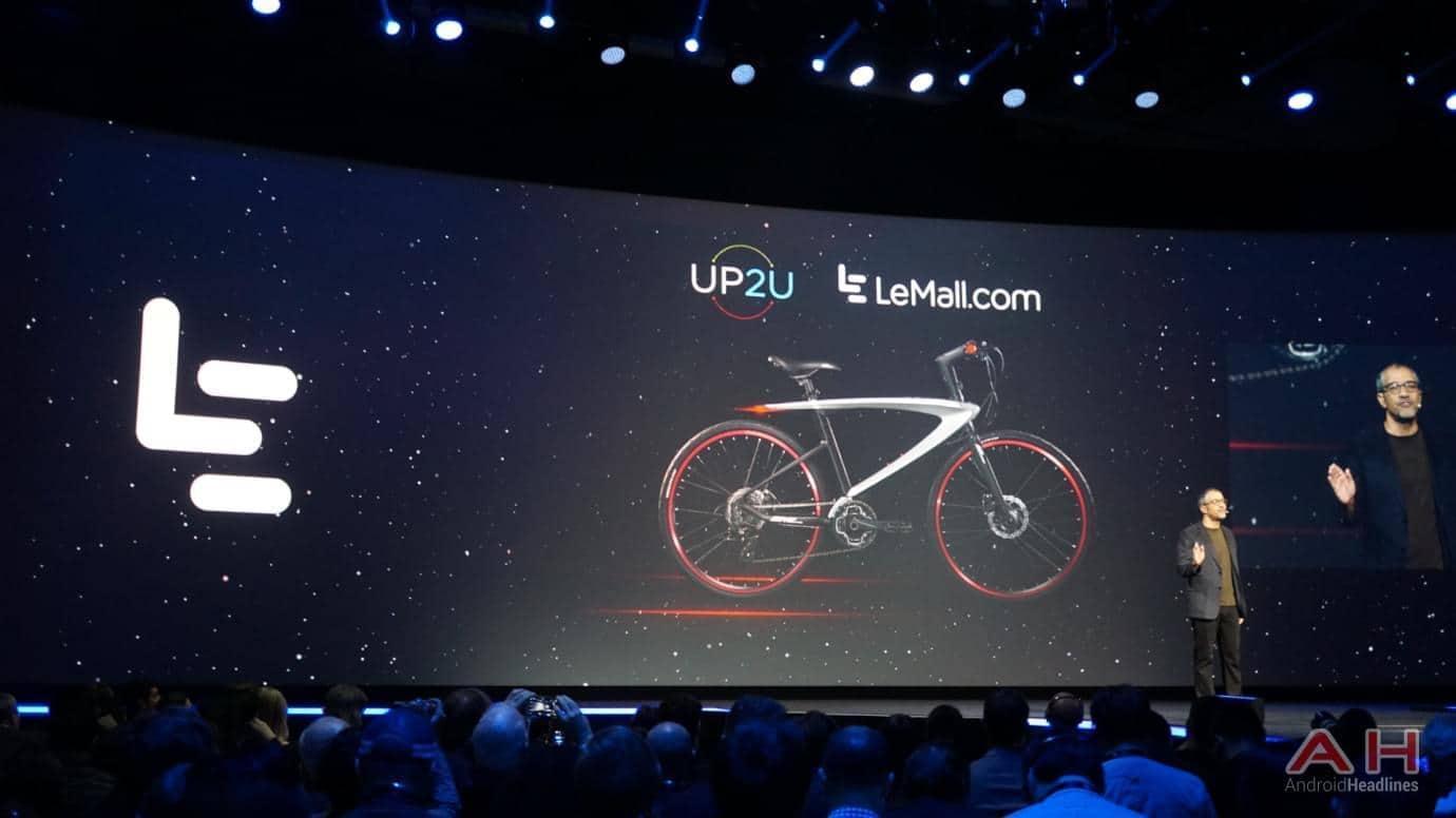 AH LeEco Super Bike 1
