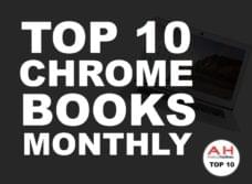 Best Chromebooks – May 2017