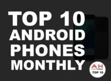 Best Android Phones – August 2017