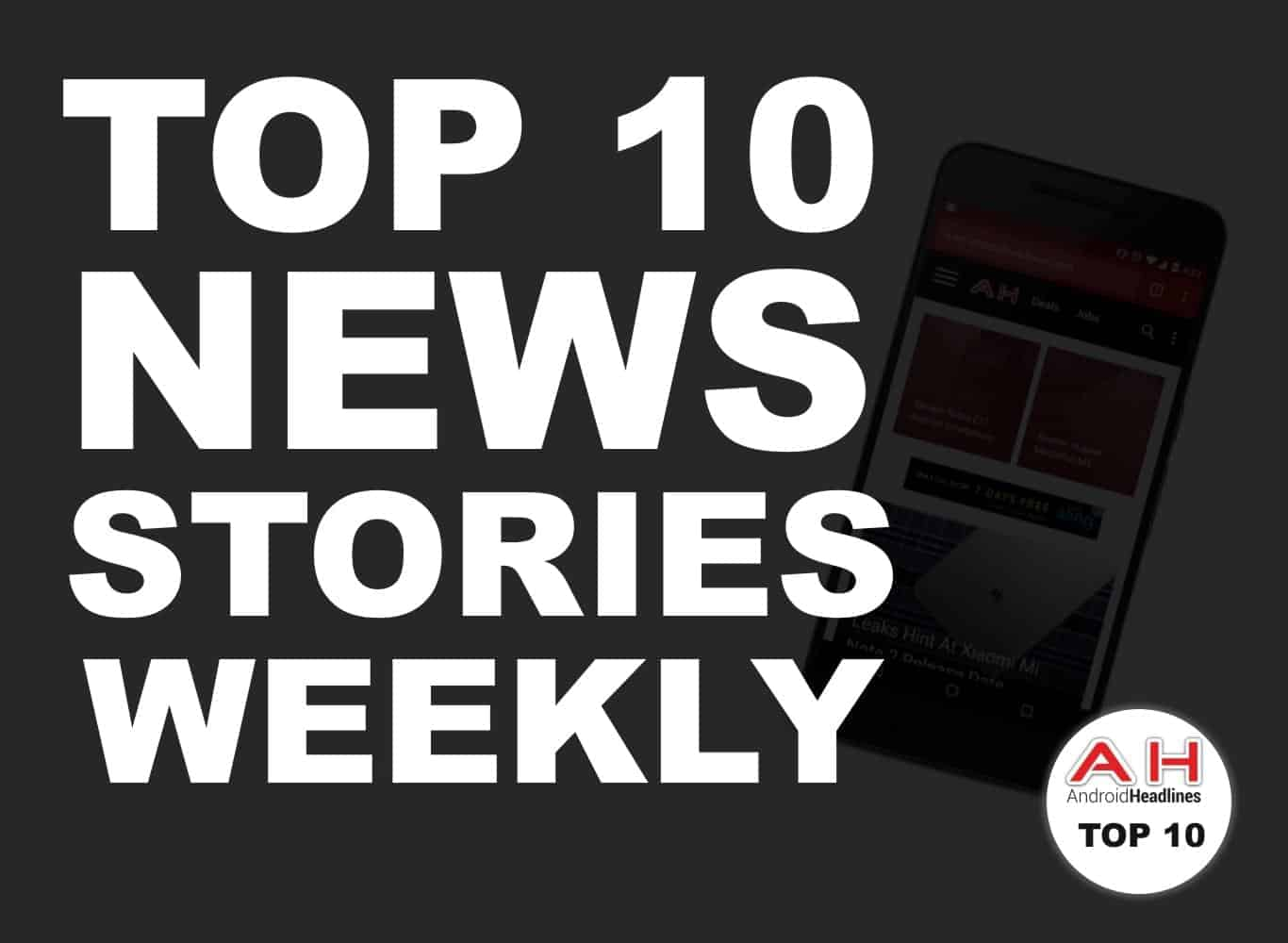 New News Stories