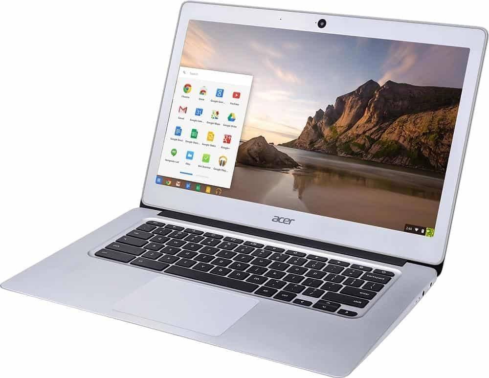 how to use acer chromebook 14