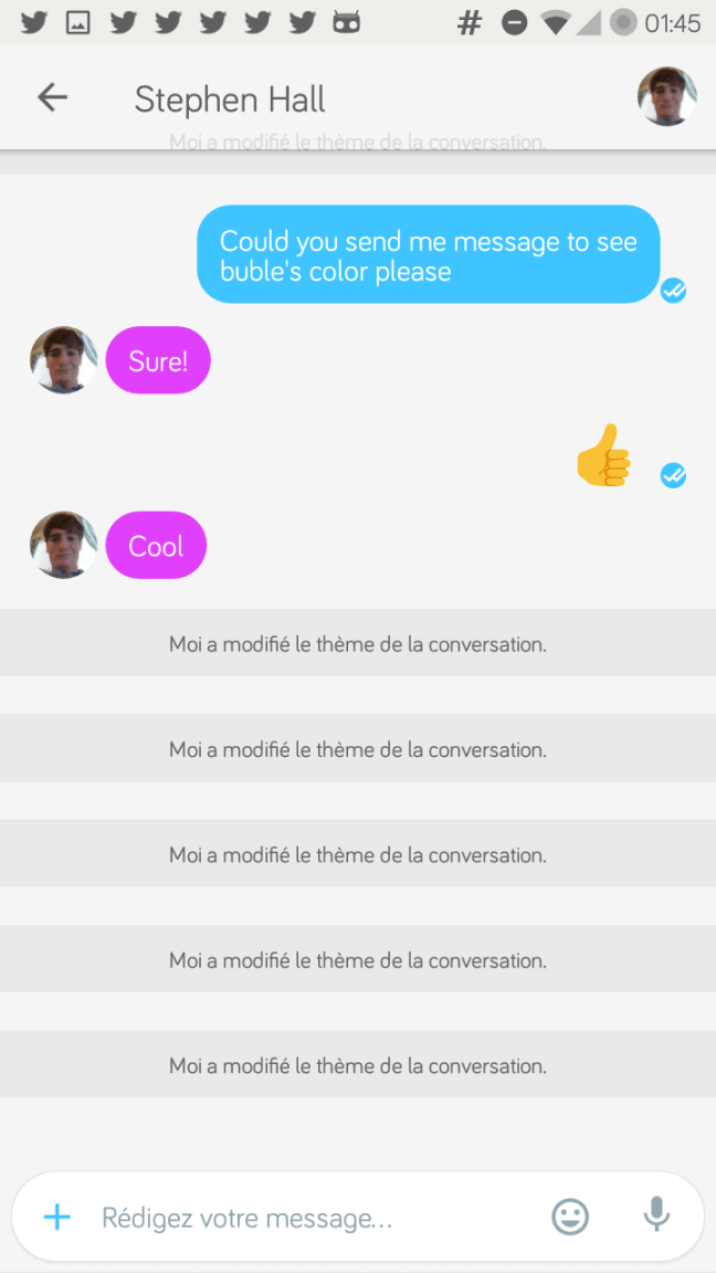 Allo Chat Themes 1