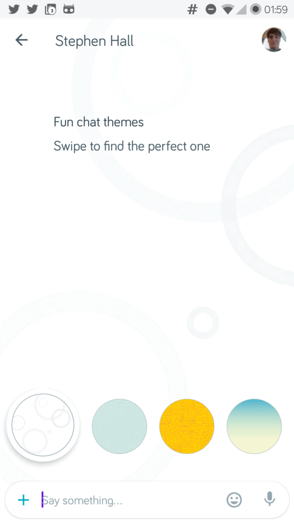 Allo Chat Themes 7