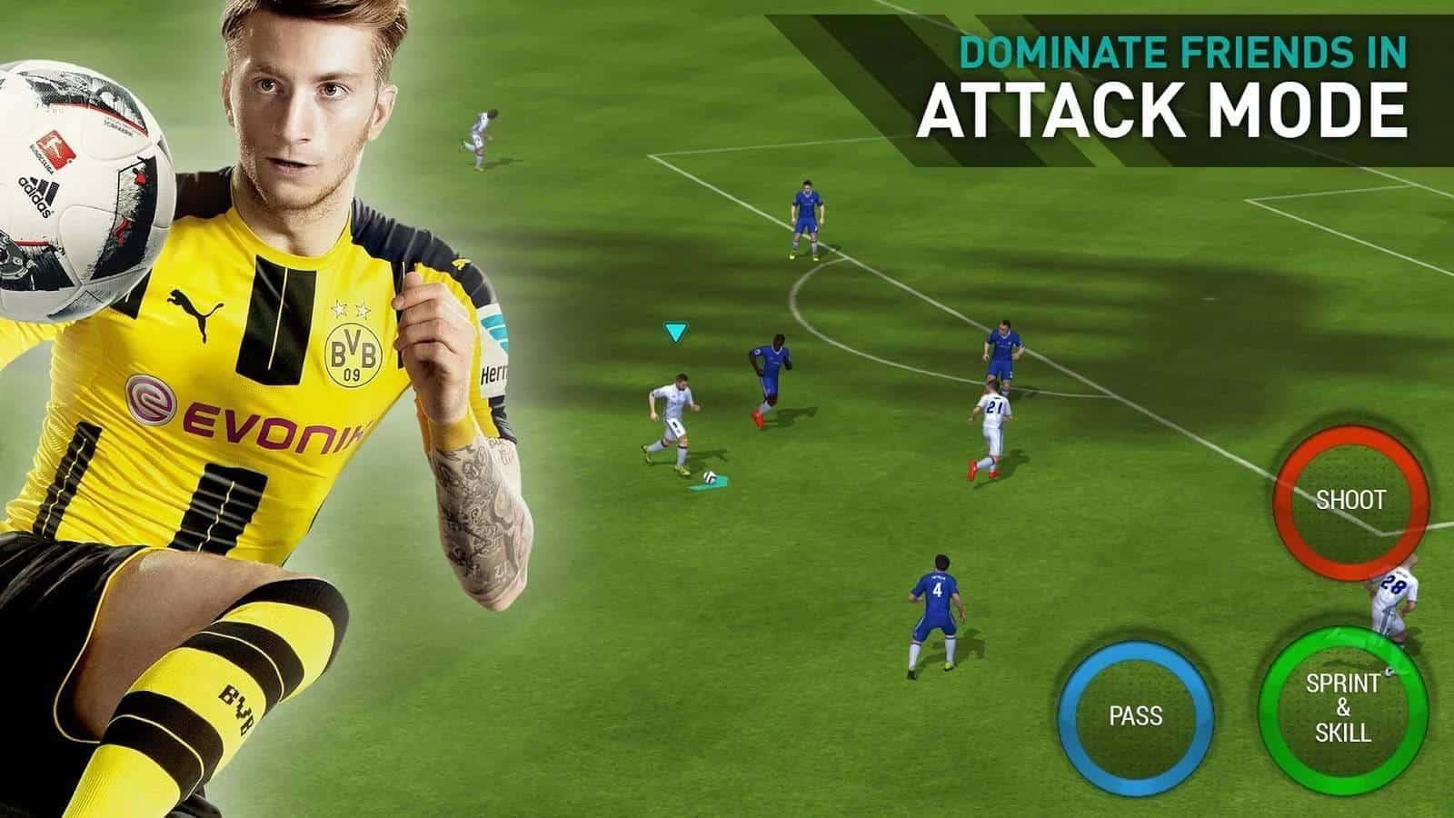 FIFA Mobile Soccer 2