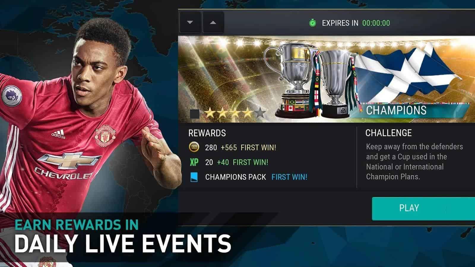 FIFA Mobile Soccer 4