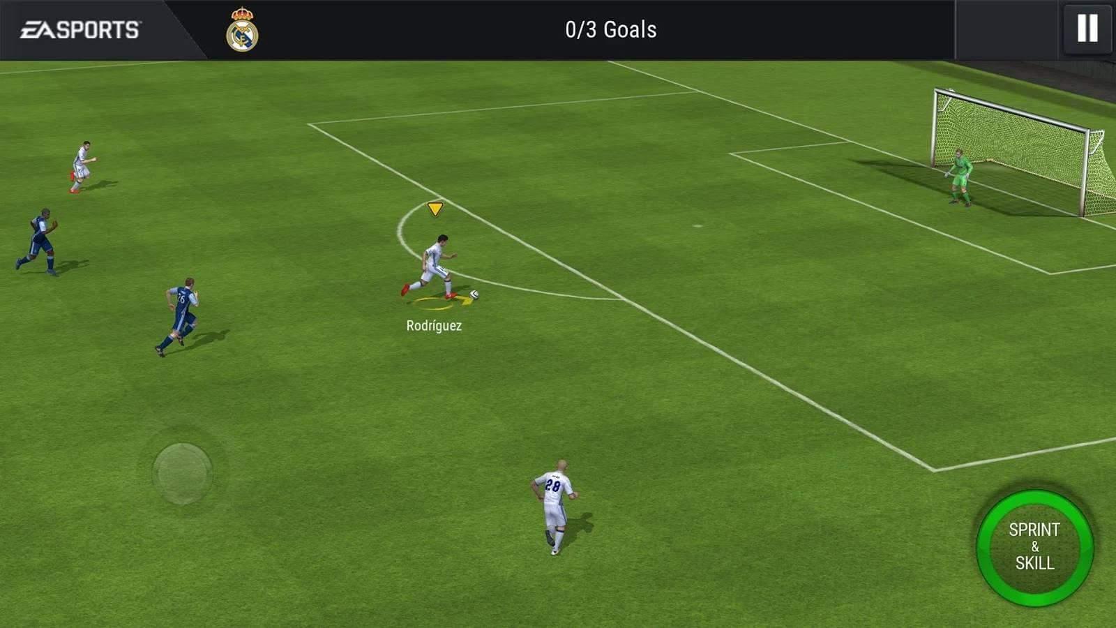 FIFA Mobile Soccer 5