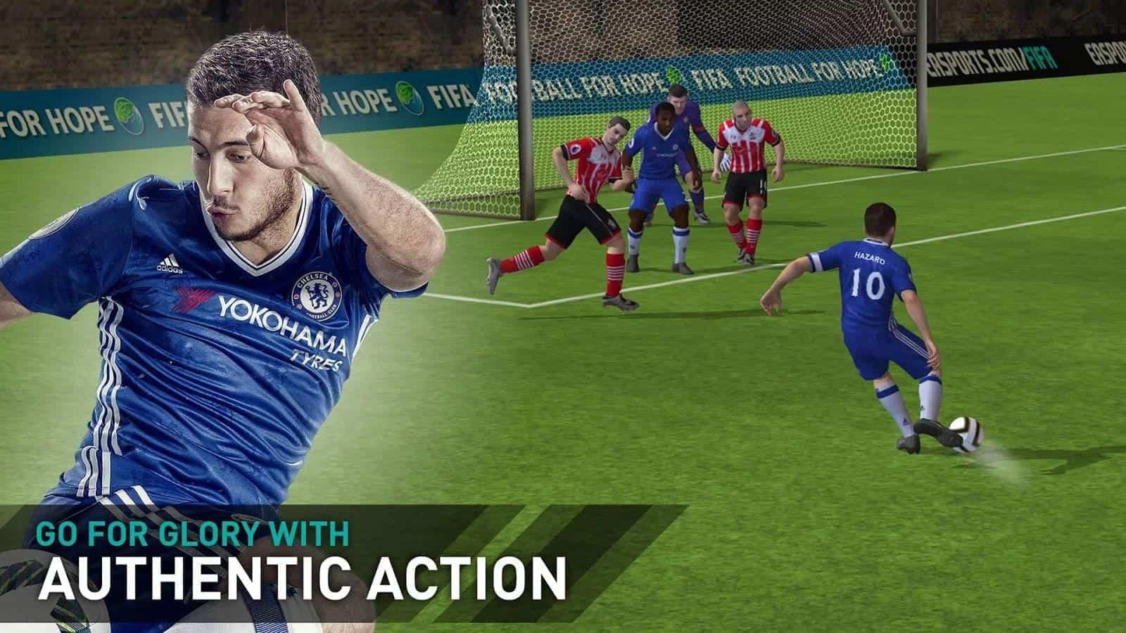FIFA Mobile Soccer 6