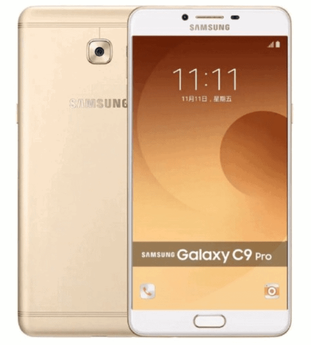 Galaxy C9 Pro Tmall renders KK 4