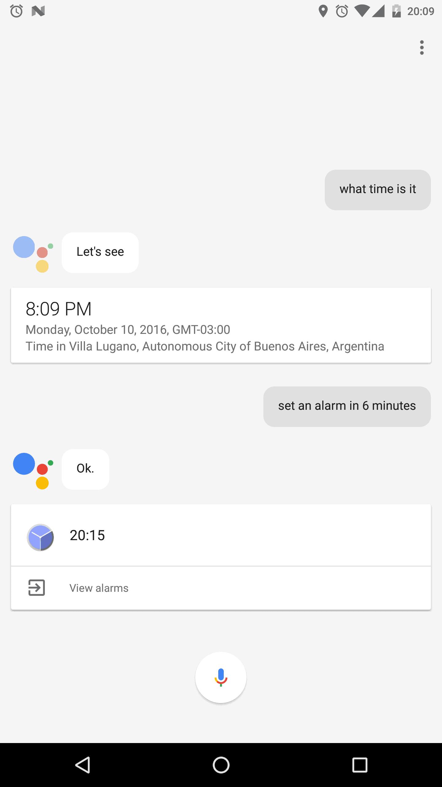 Google Assistant non Pixel Phone 1