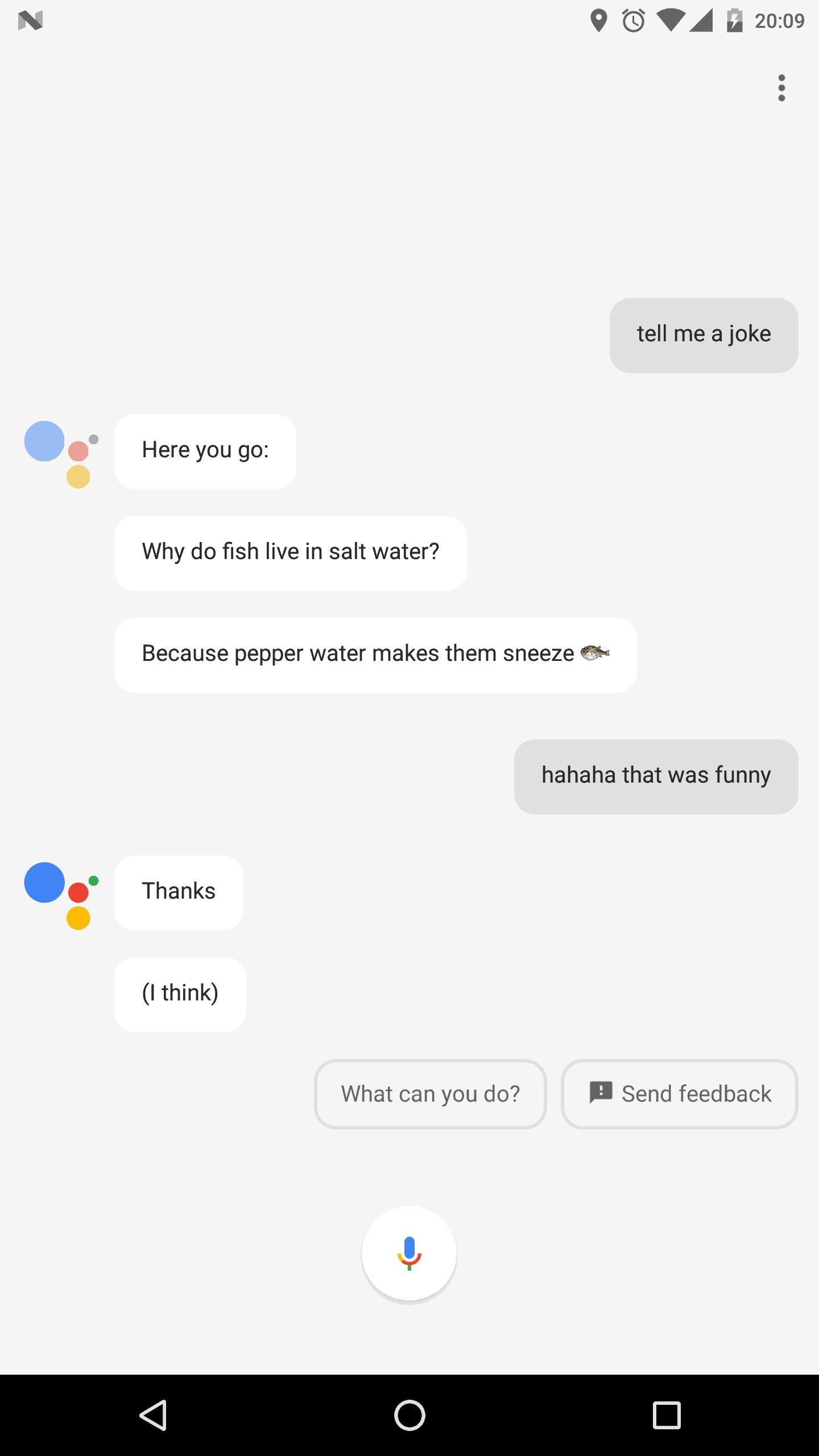 Google Assistant non Pixel Phone 2