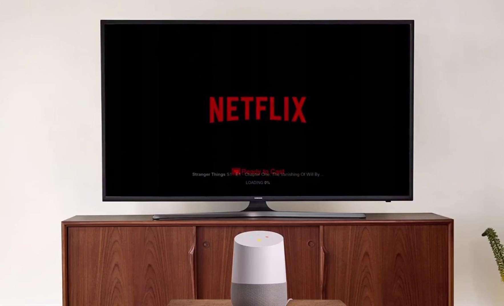google-home-netflix