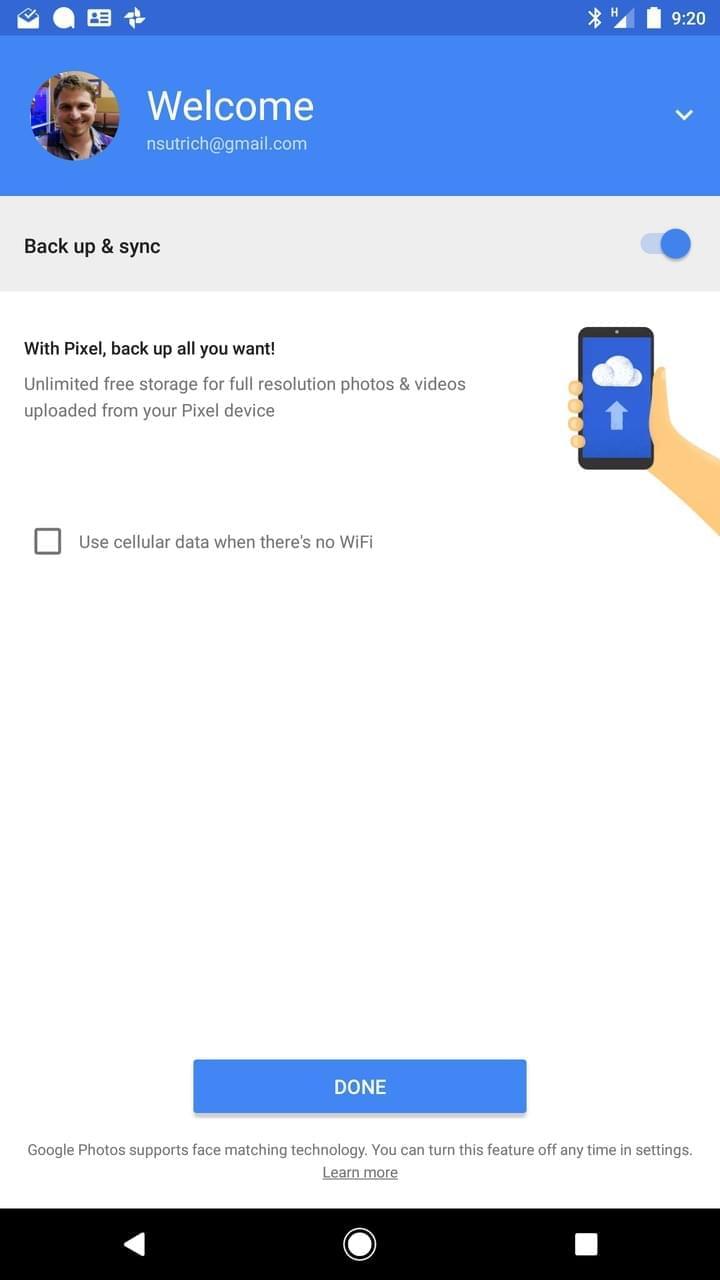 Google Pixel AH NS Screenshots backup 1
