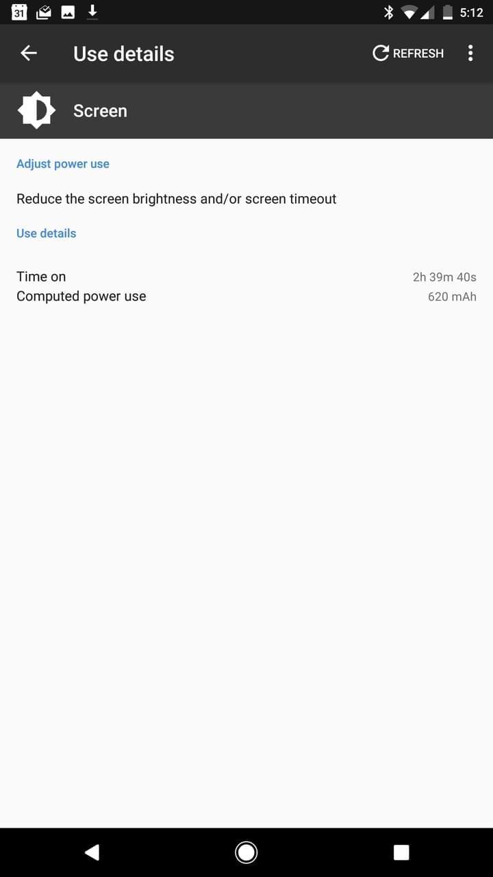 Google Pixel AH NS Screenshots battery sot 1