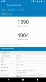 Google Pixel AH NS Screenshots benchmark 5