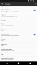 Google Pixel AH NS Screenshots display 1