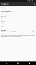 Google Pixel AH NS Screenshots display 2 night light