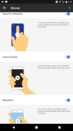 Google Pixel AH NS Screenshots moves gestures