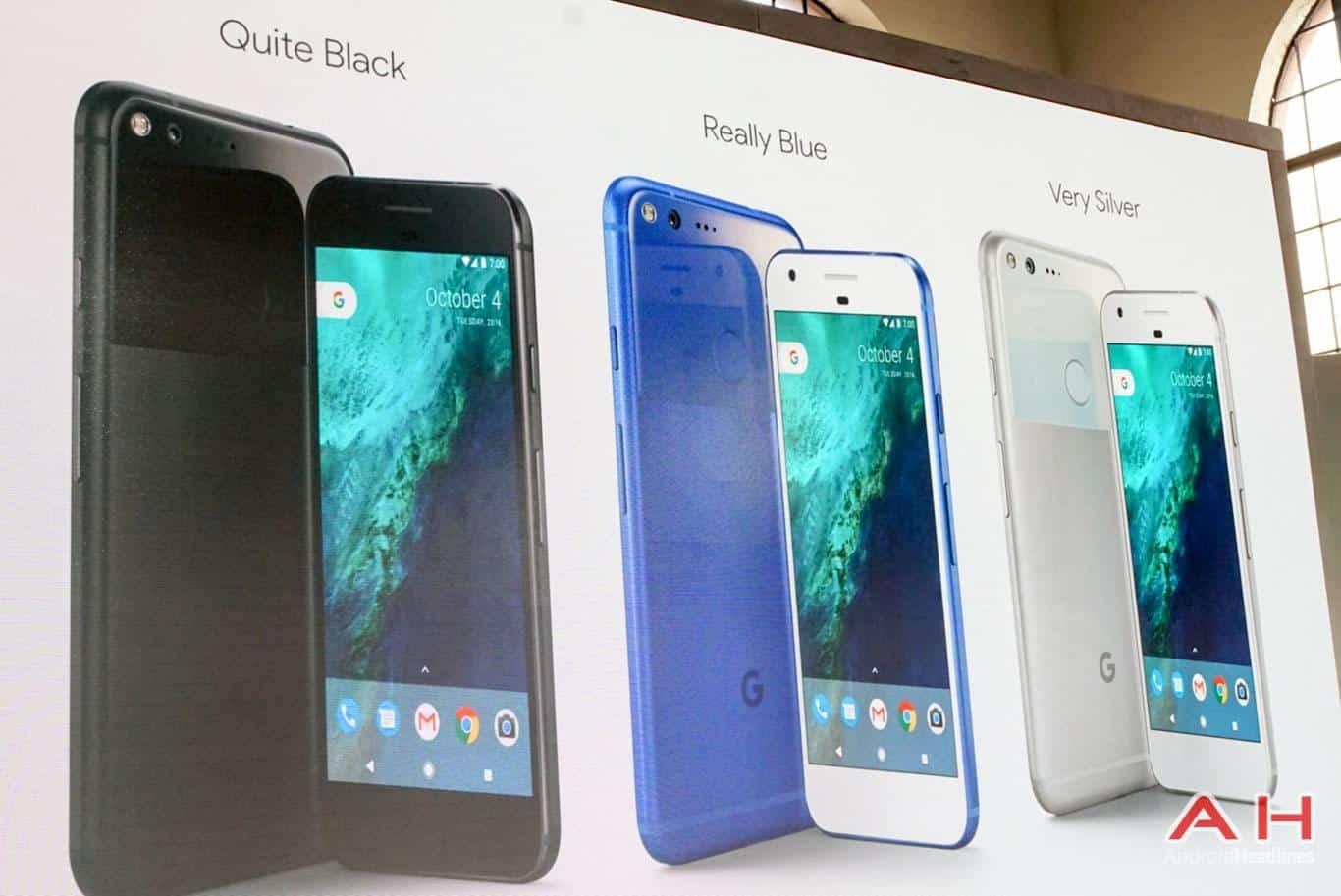 Google Pixel Event AH 34