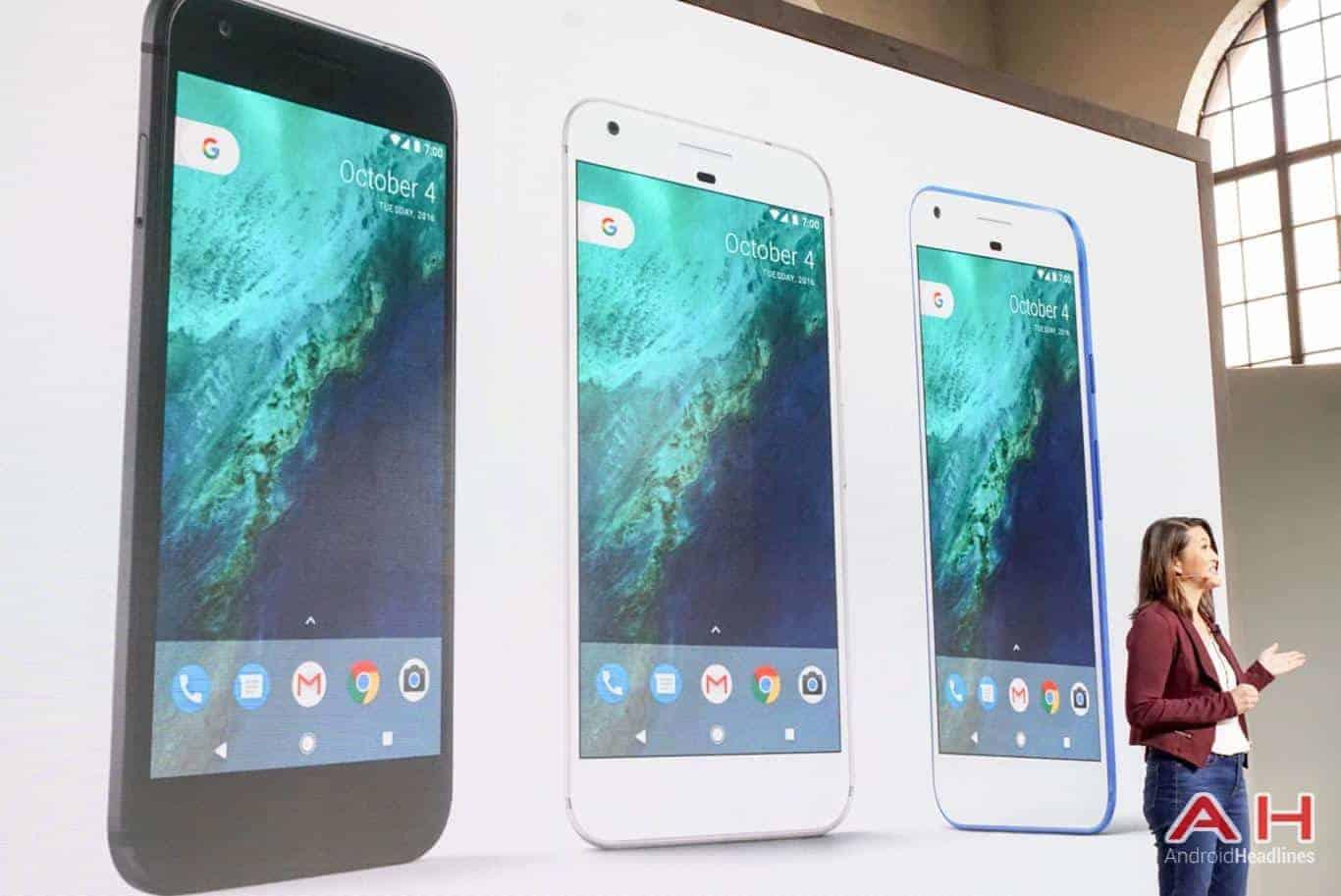 Google Pixel Event AH 36