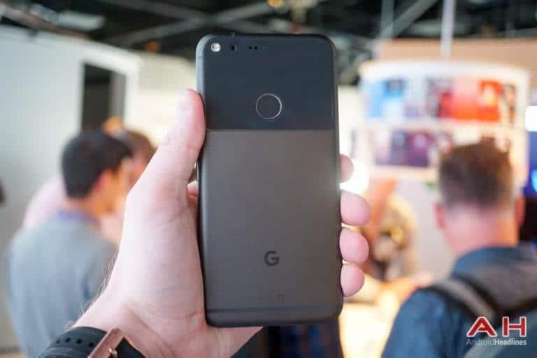 Google Pixel Hands On AH 10