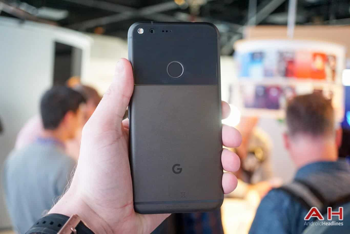 Google Pixel Hands On AH 10