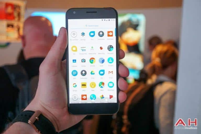Google Pixel Hands On AH 15