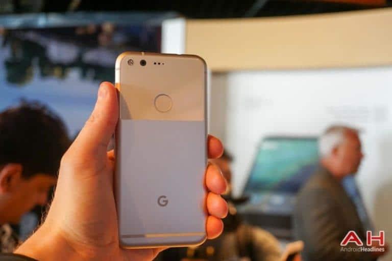 Google Pixel Hands On AH 18