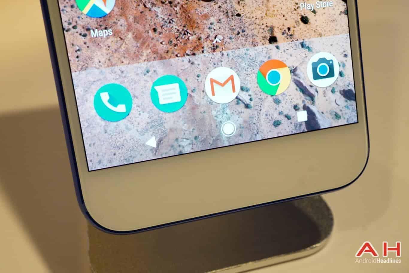 Google Pixel Hands On AH 2