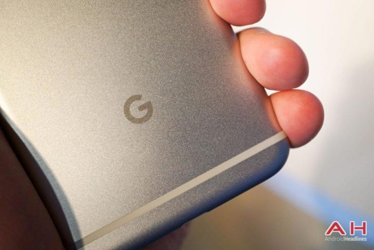 Google Pixel Hands On AH 20