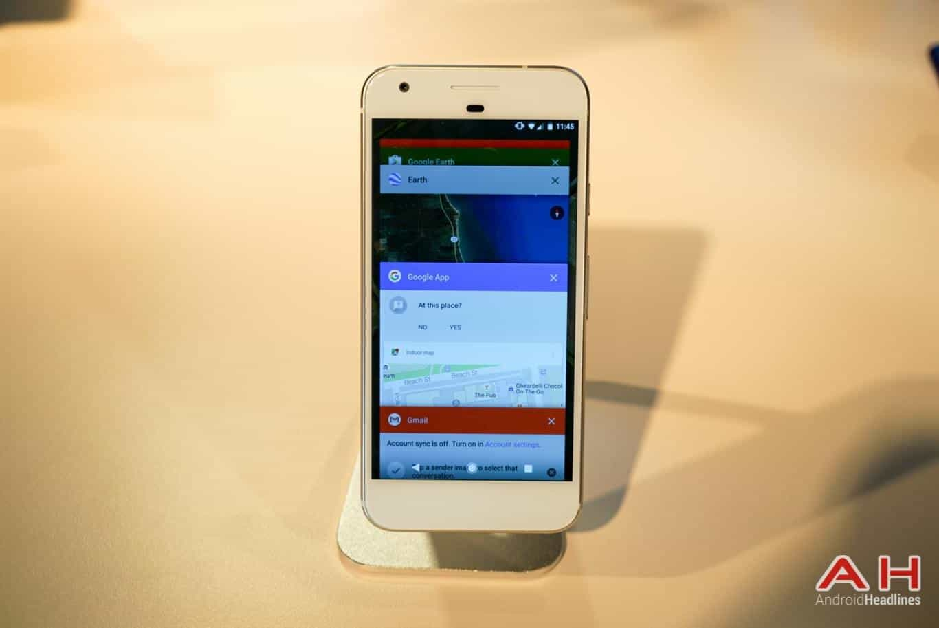 Google Pixel Hands On AH 24