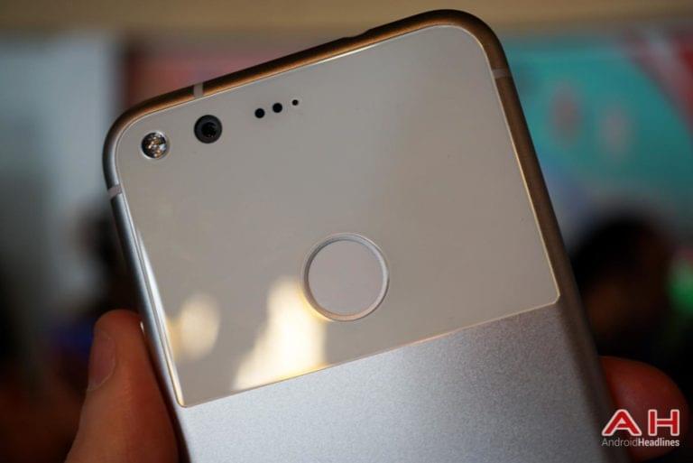 Google Pixel Hands On AH 27