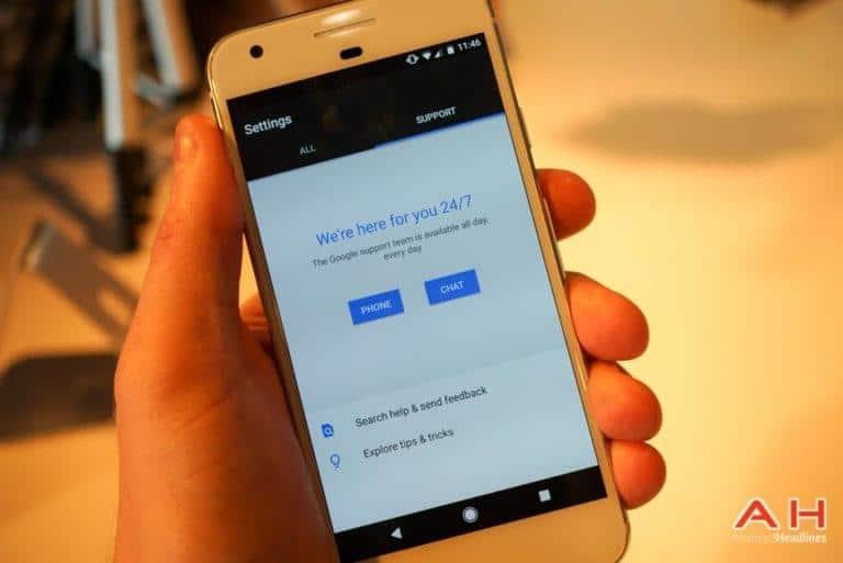 Google Pixel Hands On AH 30