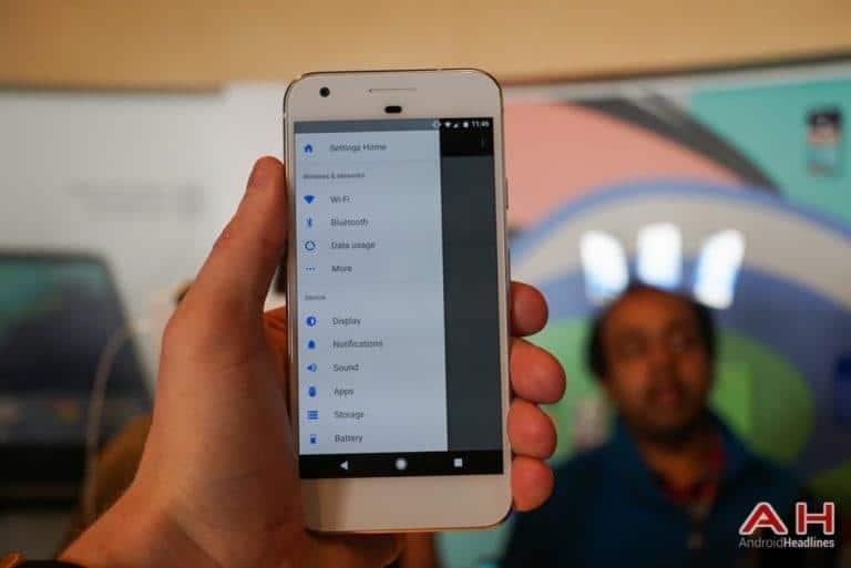 Google Pixel Hands On AH 32