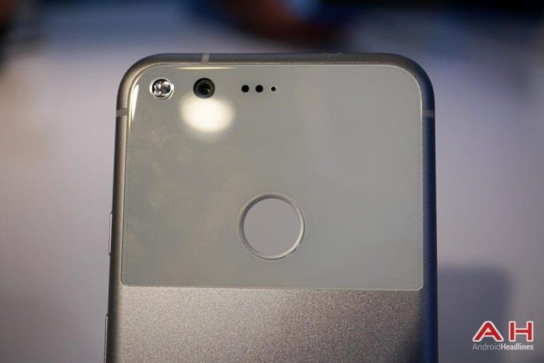 Google Pixel Hands On AH 34
